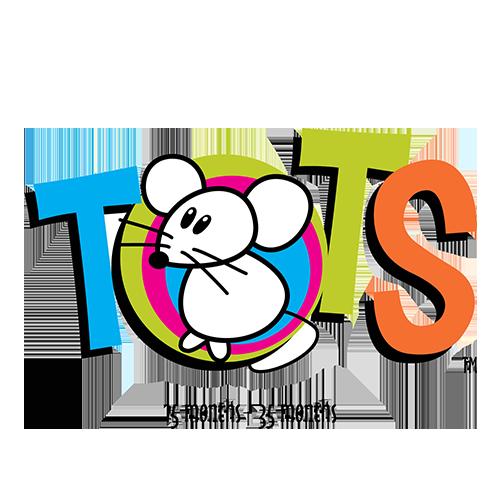 Dance Mouse Tots Logo